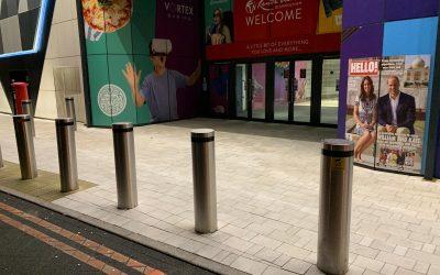 Perimeter Clean at Resorts World Birmingham