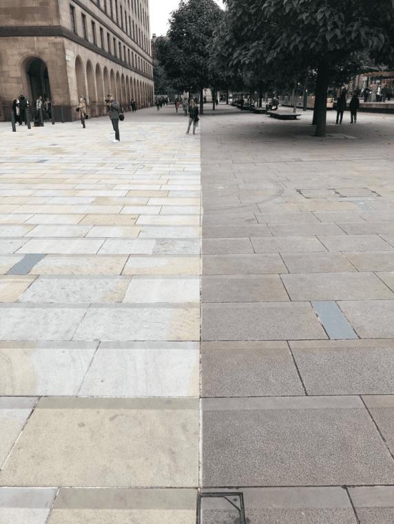 street clean